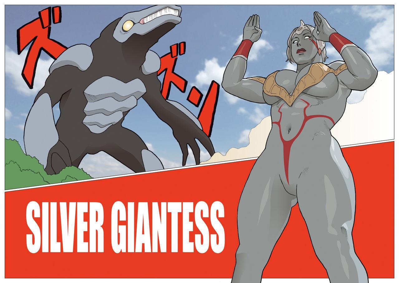 Silver Giantess 5 1