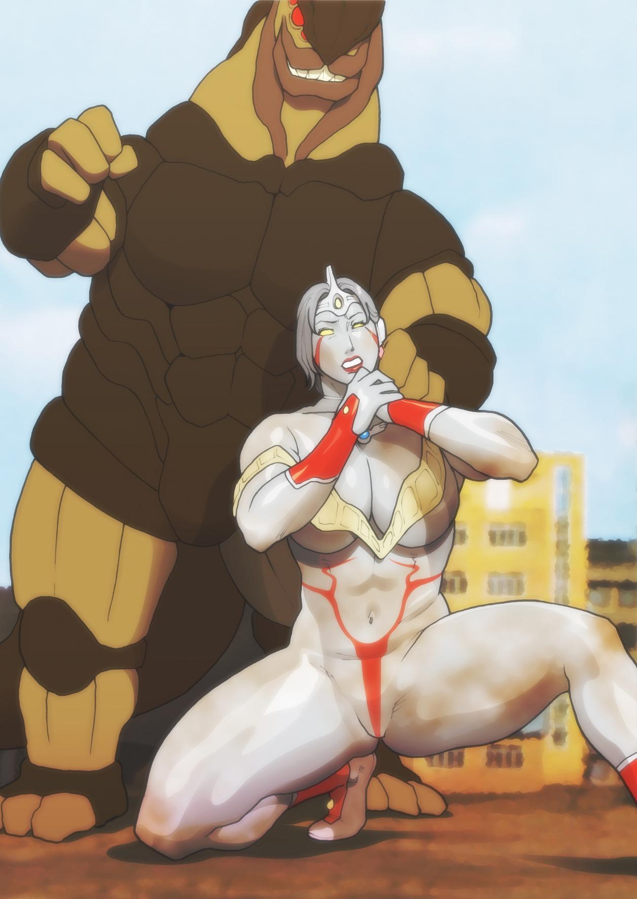 Silver Giantess 5 40