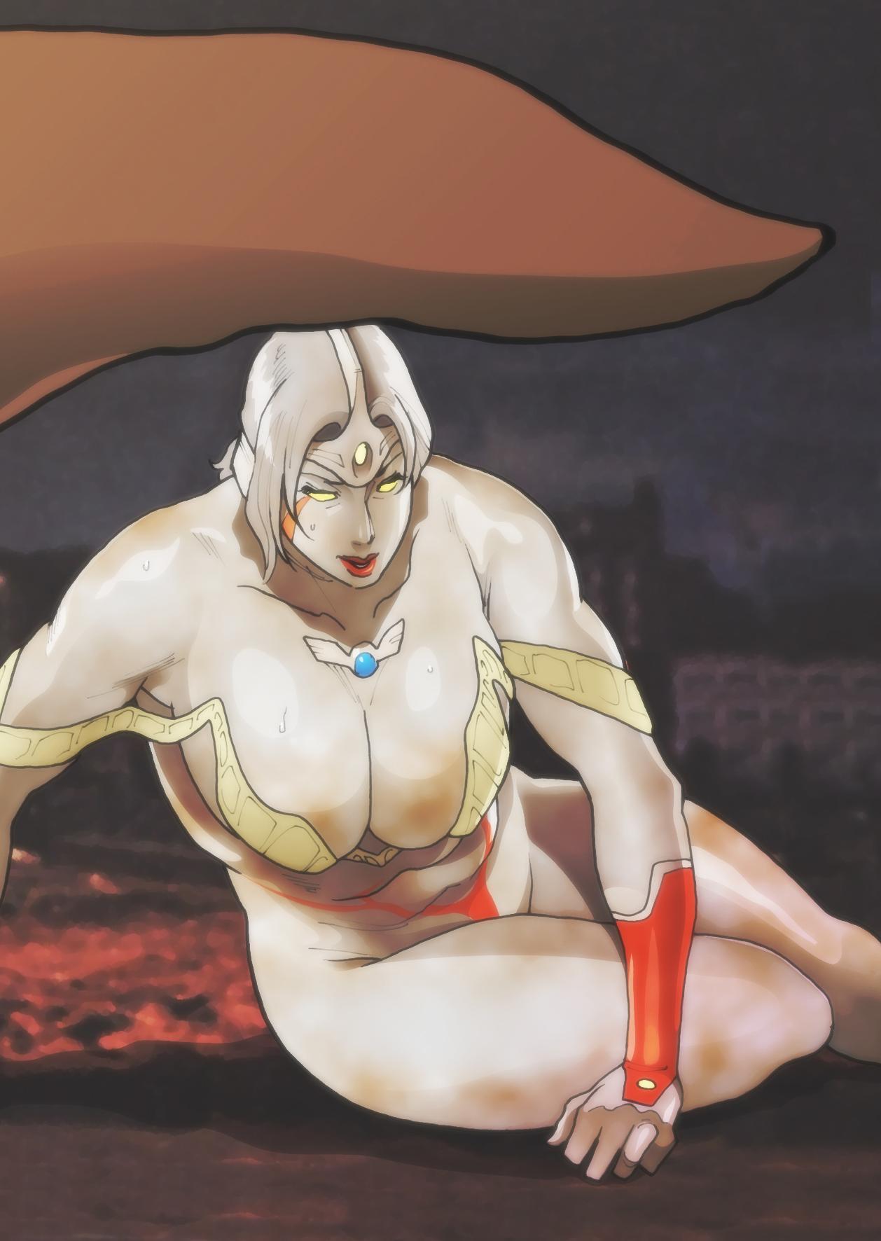 Silver Giantess 5 42
