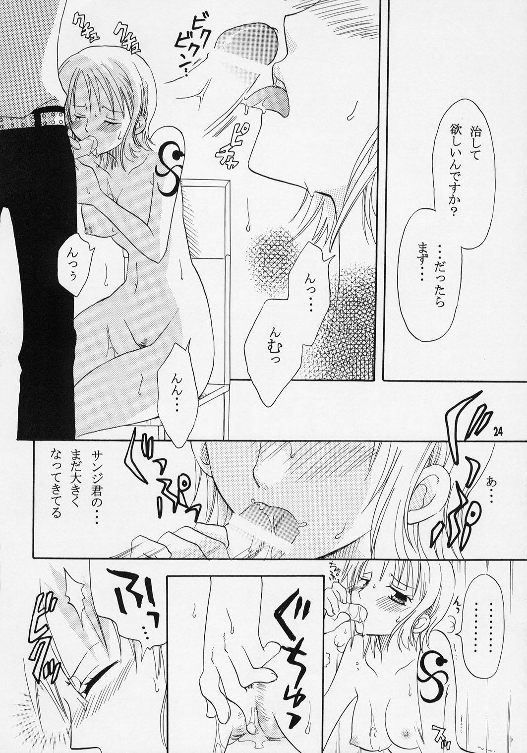 Nami-chan to Hitobanjuu 22