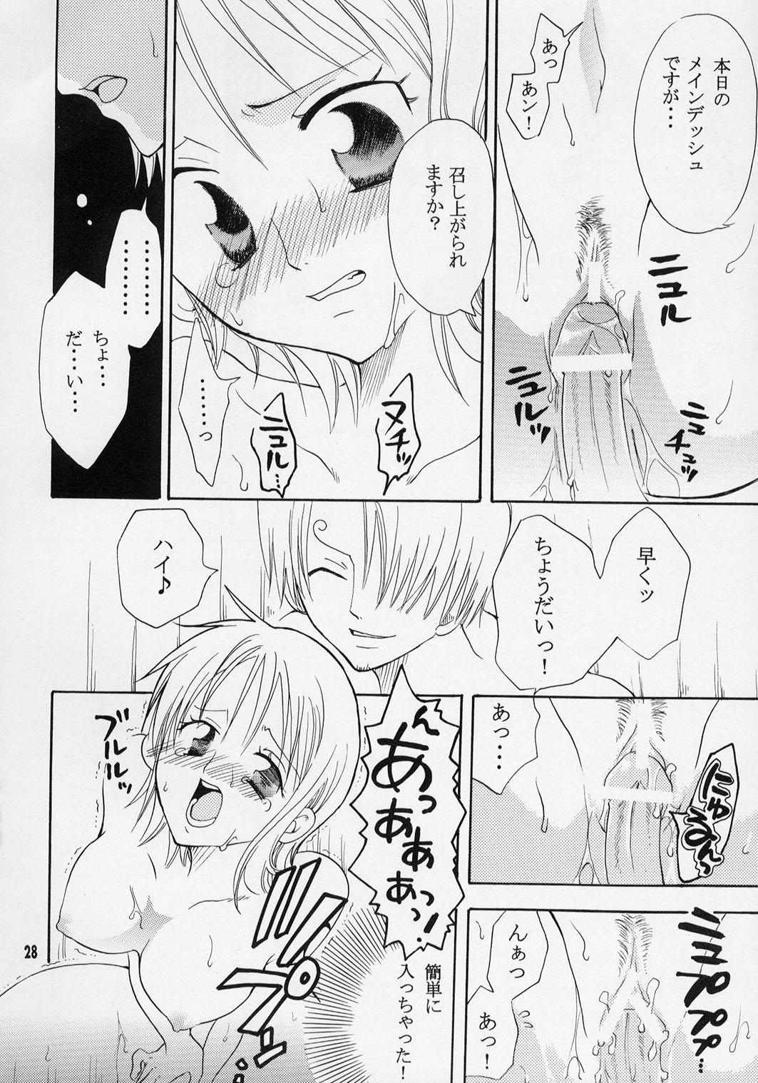 Nami-chan to Hitobanjuu 26