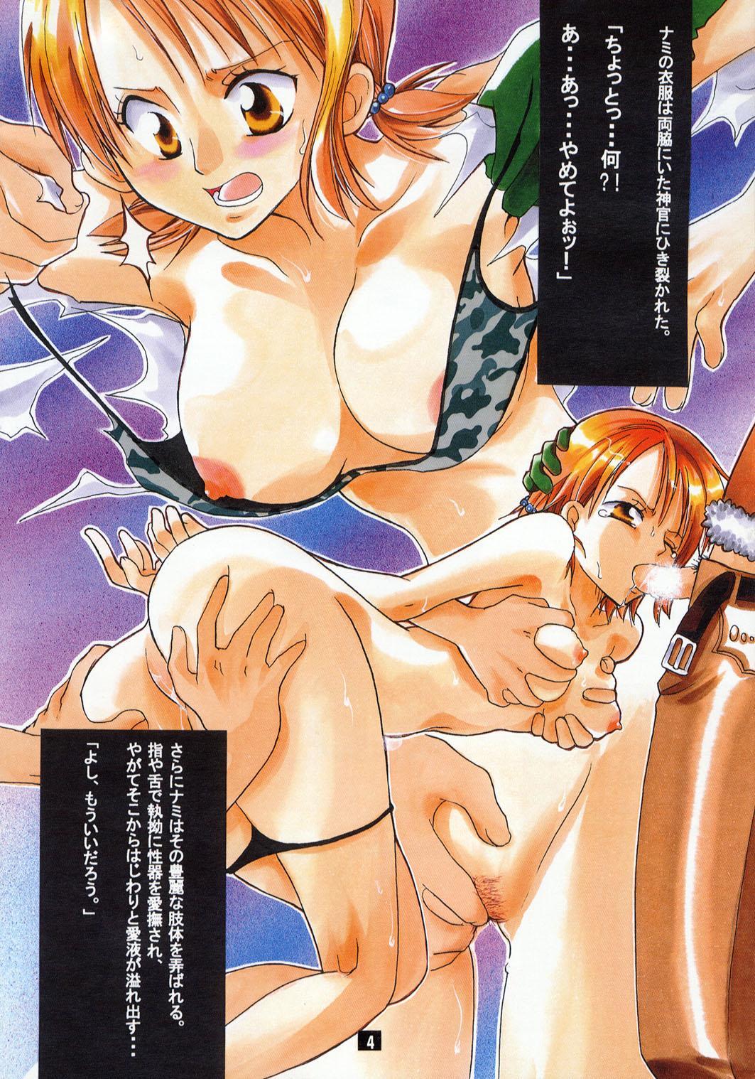 Nami-chan to Hitobanjuu 2
