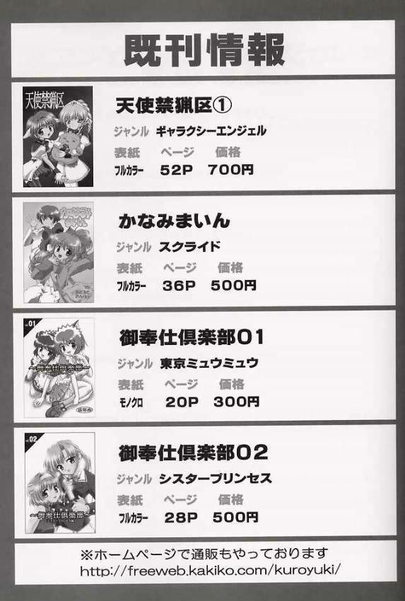 Gohoushi Club 03 21
