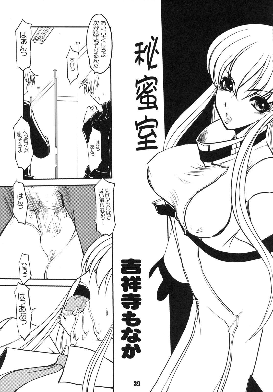 Geass Damashii 37