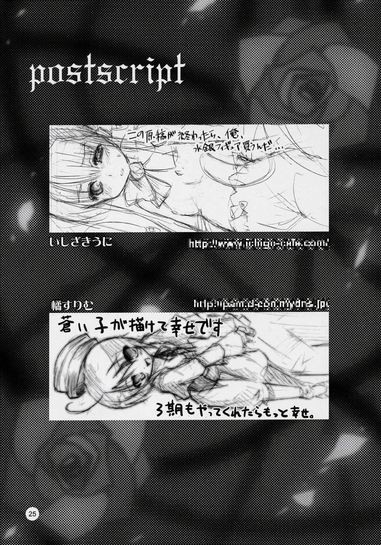 Hankaku Hansui 23