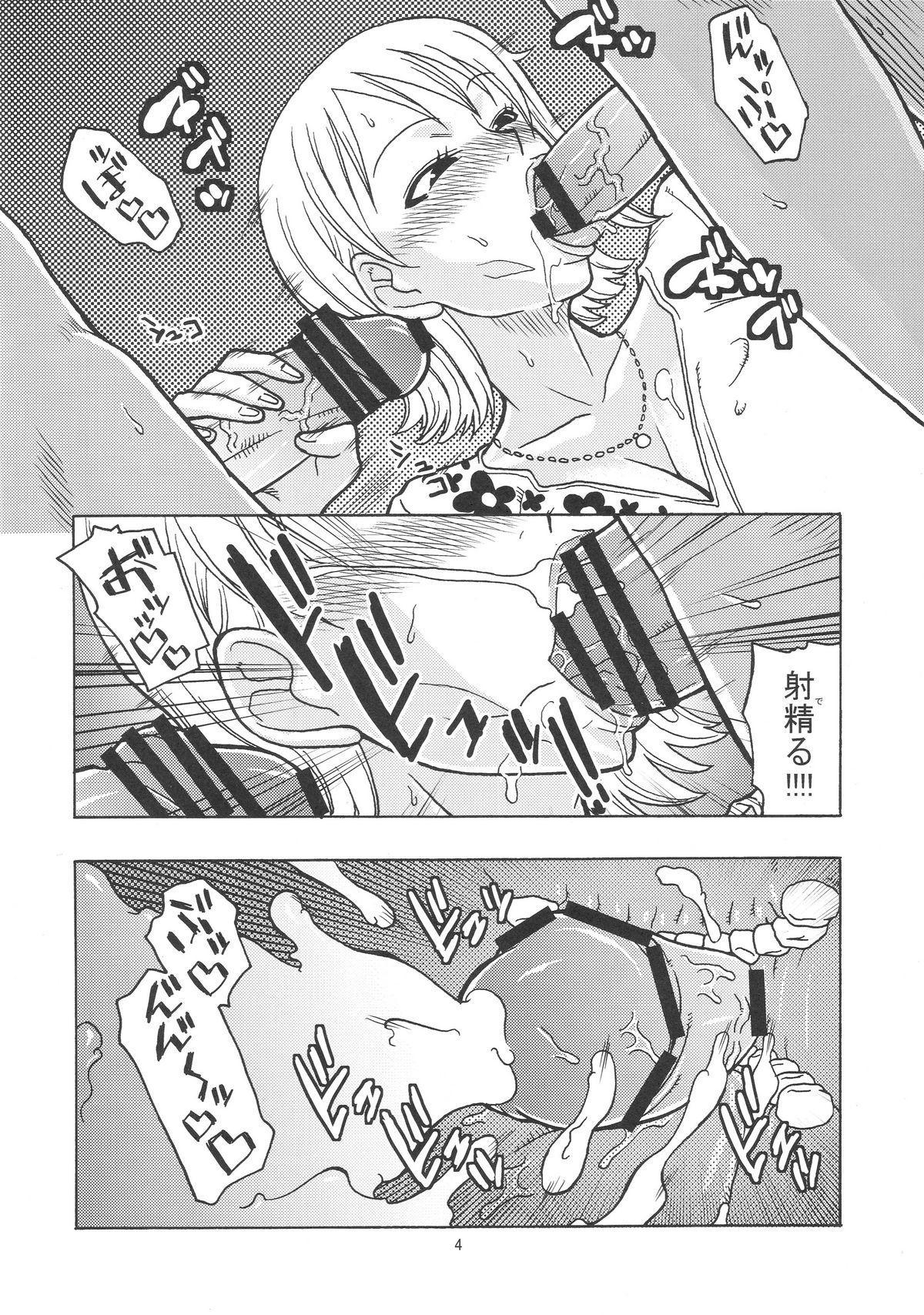 Nami no Ura Koukai Nisshi 4 4