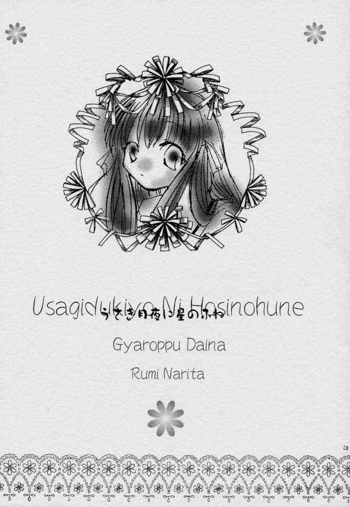 Usagidukiyo ni Hoshi no Fune 2