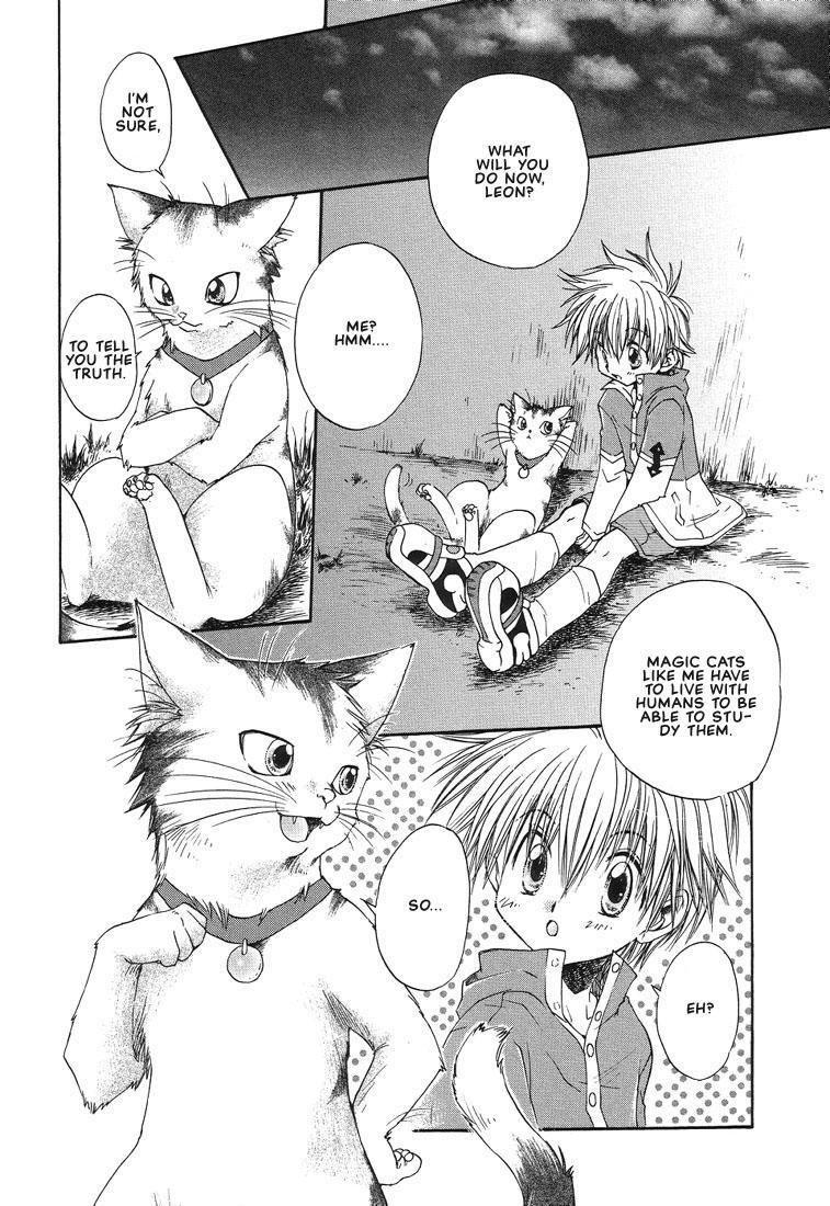 Mahou Neko Leon | Leon the Magic Cat 15