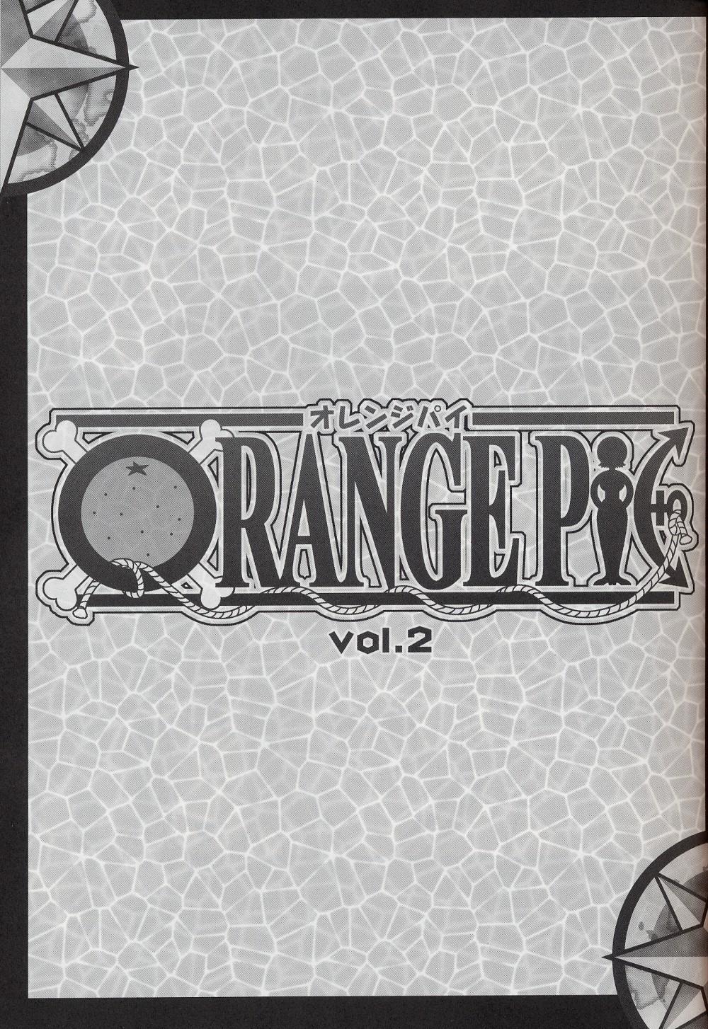 ORANGE PIE Vol.2 1