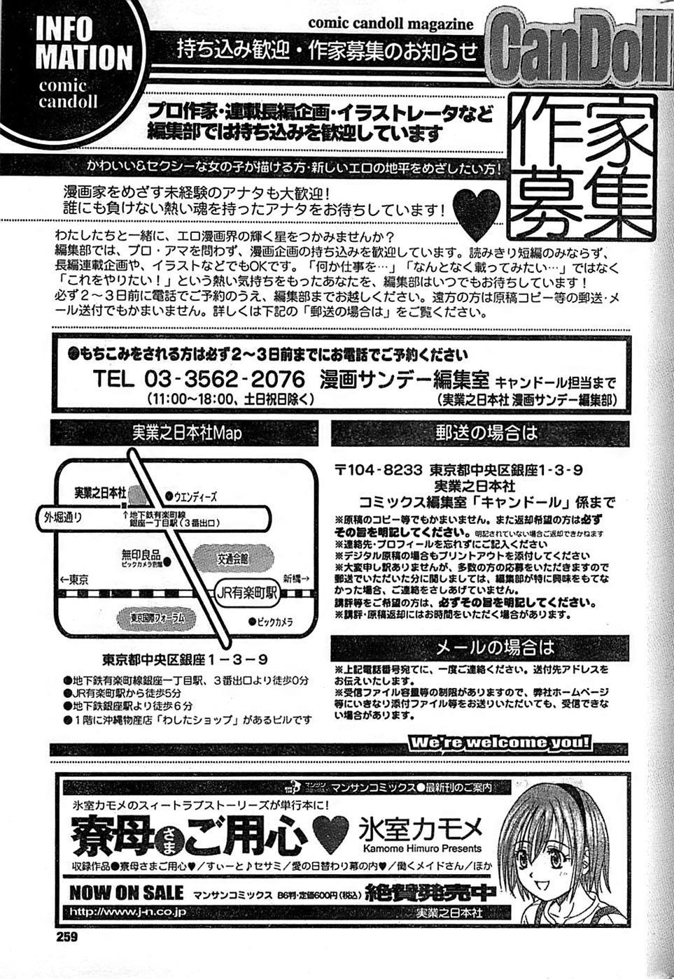 COMIC CanDoll 2007-03 Vol. 38 258
