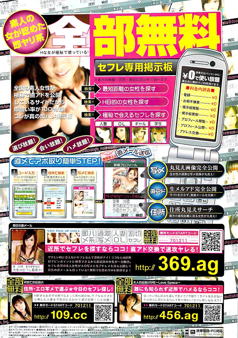 COMIC CanDoll 2007-03 Vol. 38 267