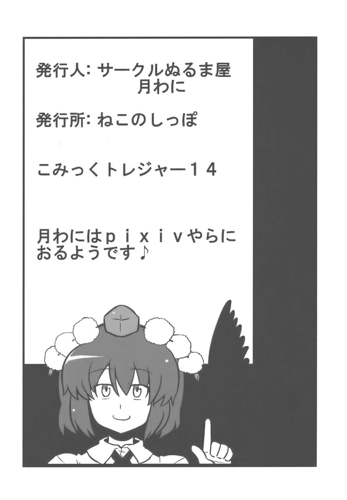 Shameimaru Kanbunjou   Shameimaru The Sweet Aya Folding Book 37