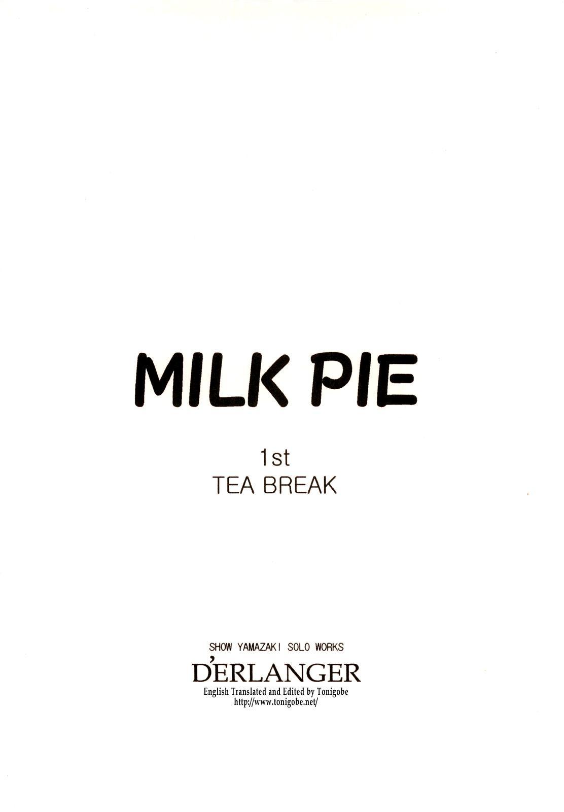 MILK PIE 1st TEA BREAK 19