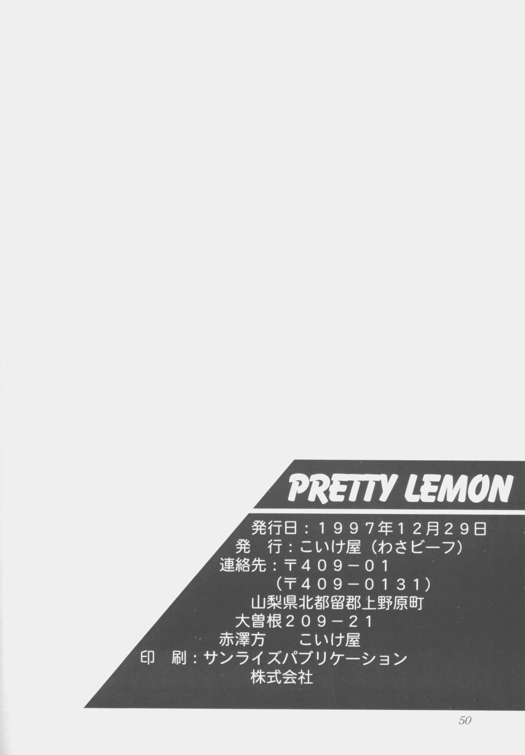 PRETTY LEMON 48
