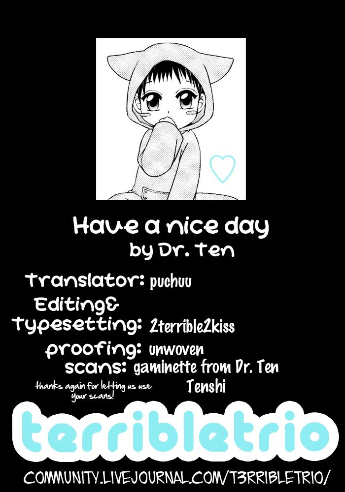 Have a Nice Day by Dr. Ten 0