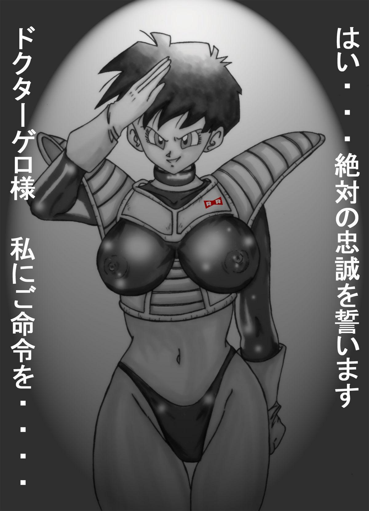 Tanjou!! Aku no Onna Senshi - Videl Sennou Kaizou Keikaku 3
