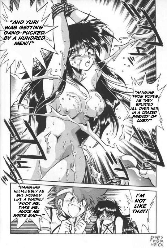 Yuris Dirty Little Secret 5