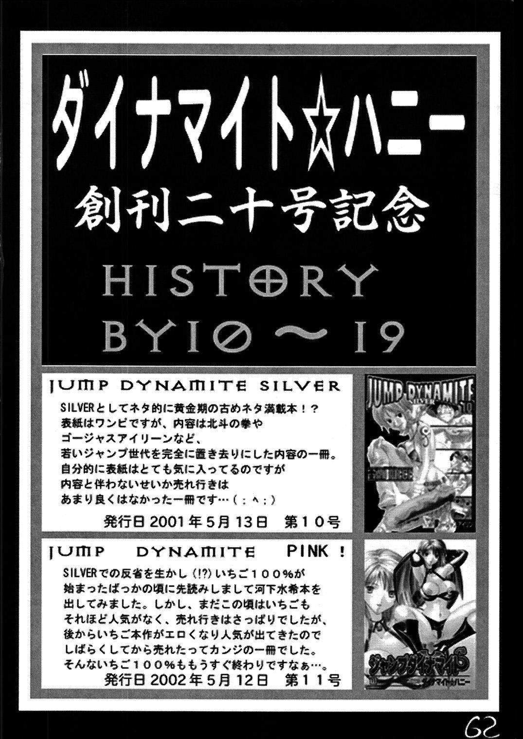 Kunoichi Dynamite DL Ban 60