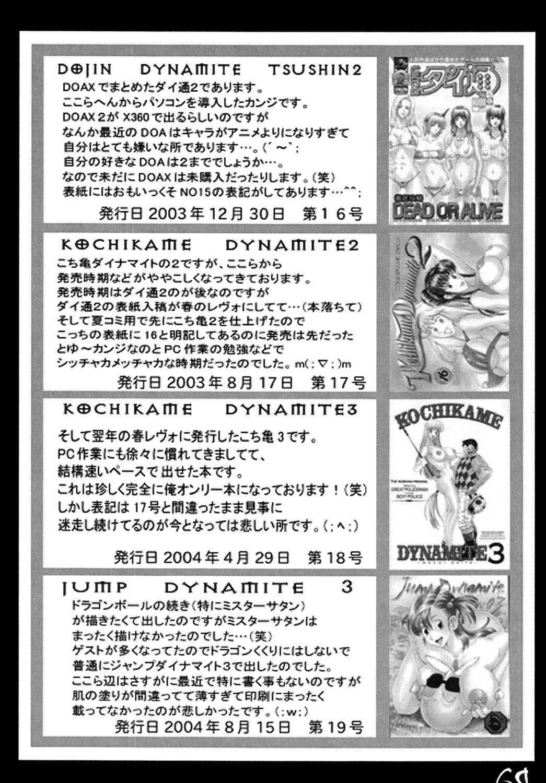 Kunoichi Dynamite DL Ban 62