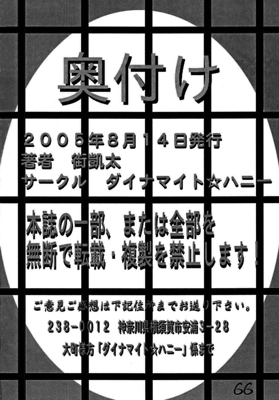 Kunoichi Dynamite DL Ban 64