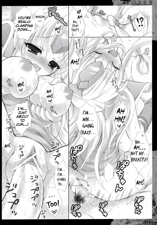 Genkai Shojo 12