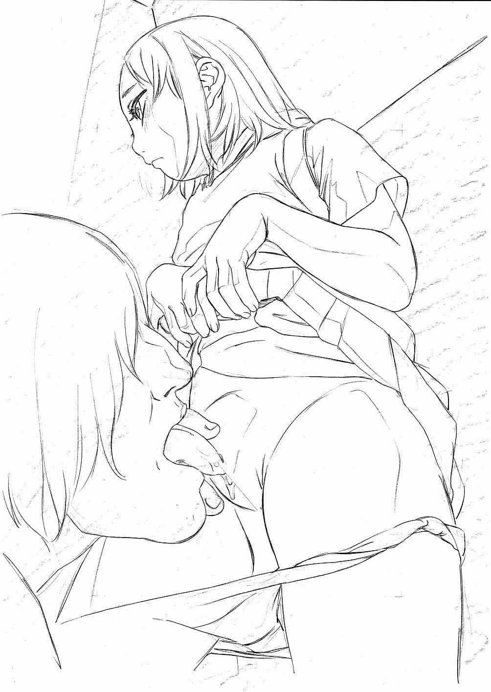 Original Oko-sama Rough Gen Copy Shuu 3