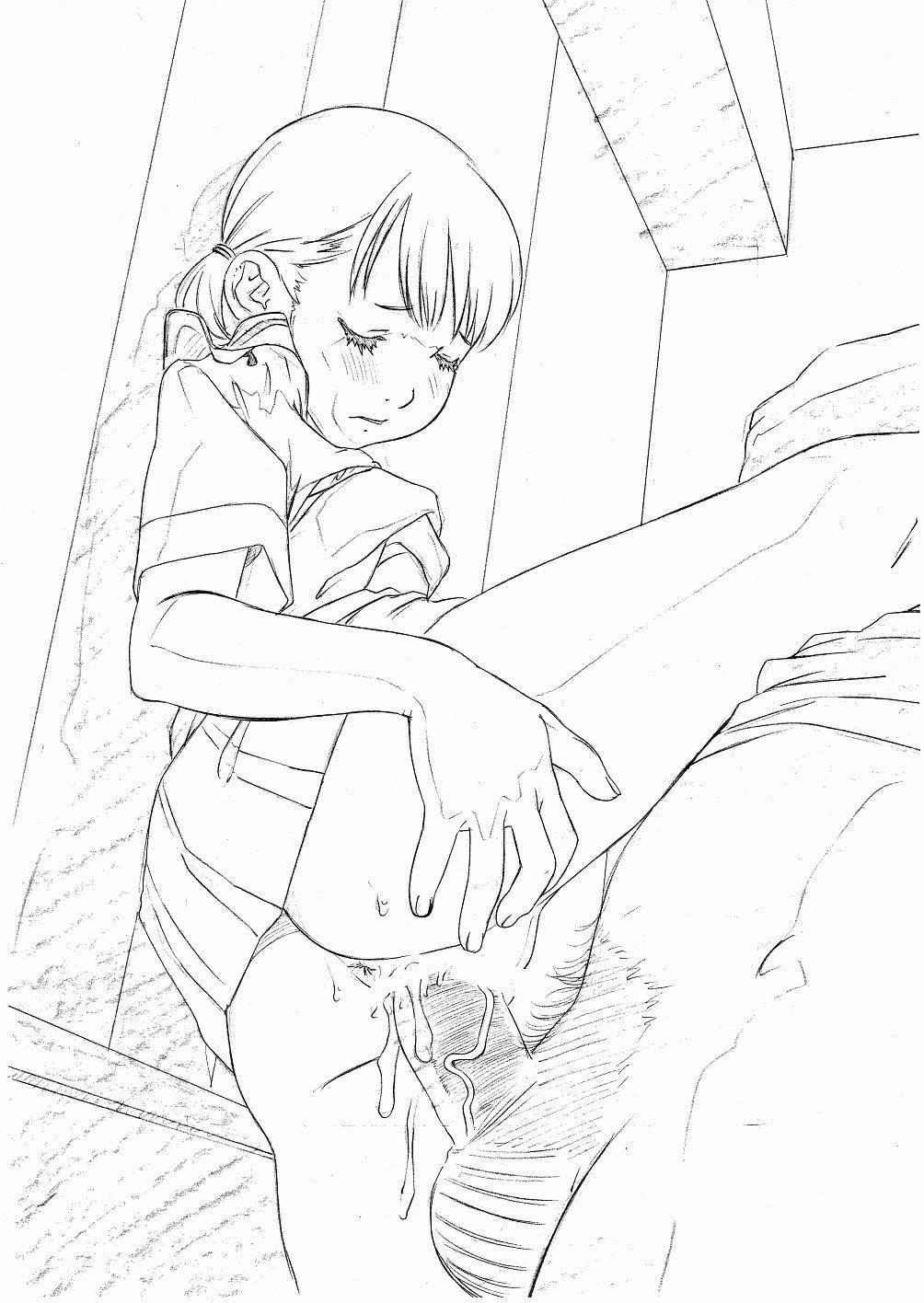 Original Oko-sama Rough Gen Copy Shuu 5