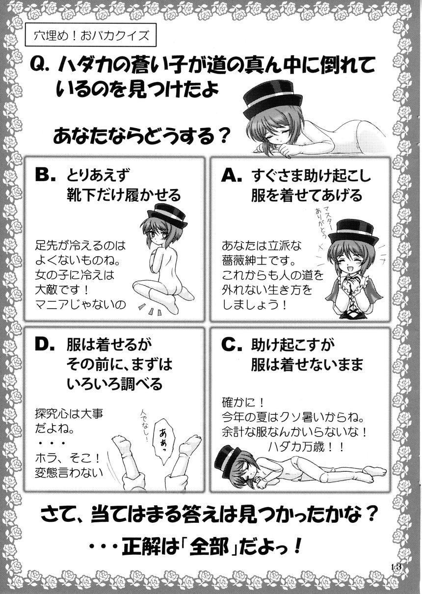 Aoiko ni Moe Moe Suru Hon 11