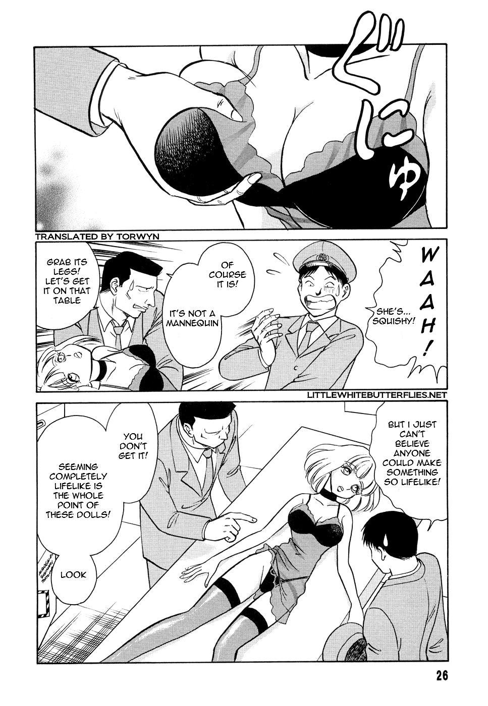 Hazukashime no Jikan  Ch. 1-4 26