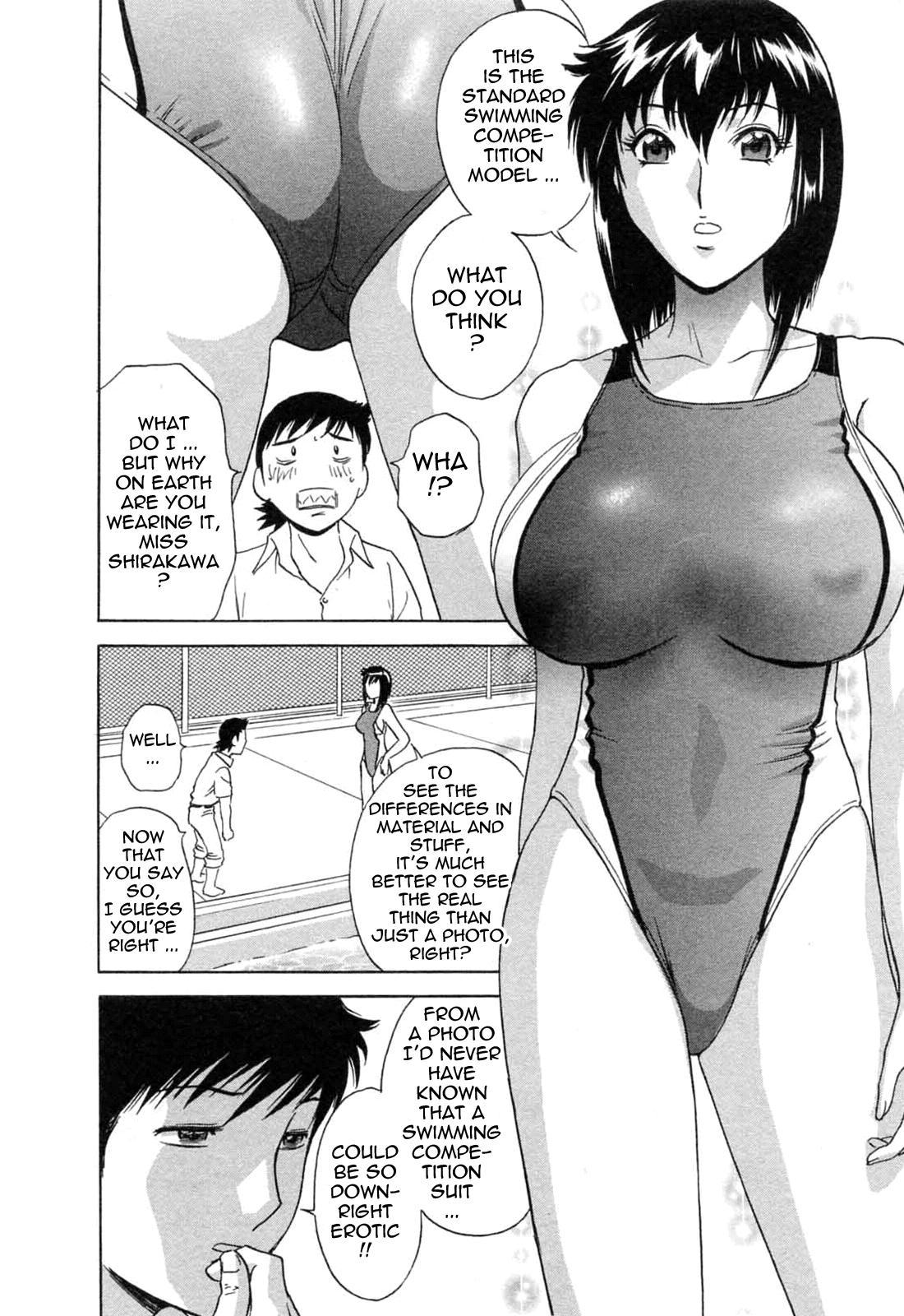 [Hidemaru] Mo-Retsu! Boin Sensei (Boing Boing Teacher) Vol.5 [English] [4dawgz] [Tadanohito] 115
