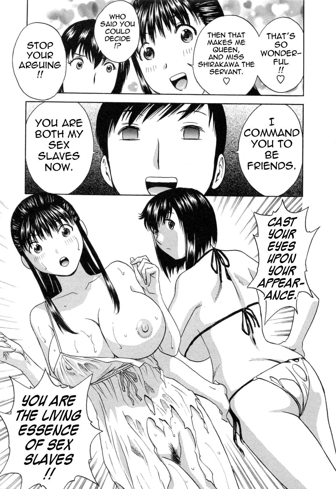 [Hidemaru] Mo-Retsu! Boin Sensei (Boing Boing Teacher) Vol.5 [English] [4dawgz] [Tadanohito] 137
