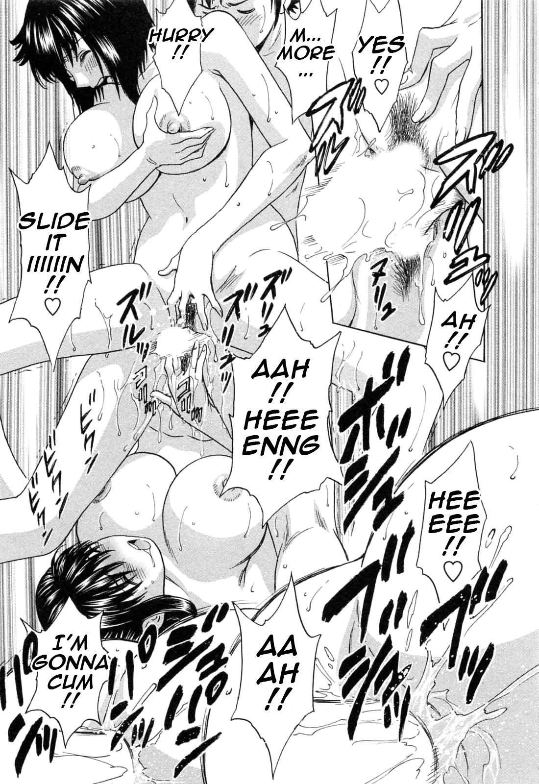 [Hidemaru] Mo-Retsu! Boin Sensei (Boing Boing Teacher) Vol.5 [English] [4dawgz] [Tadanohito] 147
