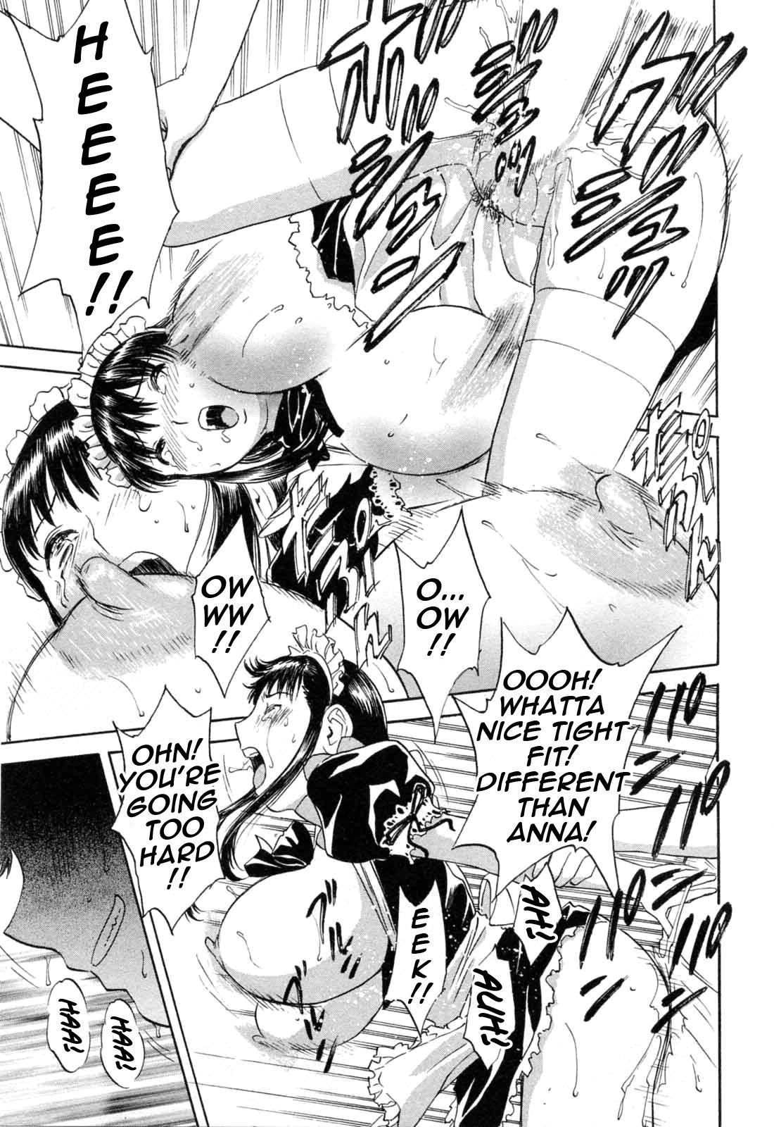 [Hidemaru] Mo-Retsu! Boin Sensei (Boing Boing Teacher) Vol.5 [English] [4dawgz] [Tadanohito] 84