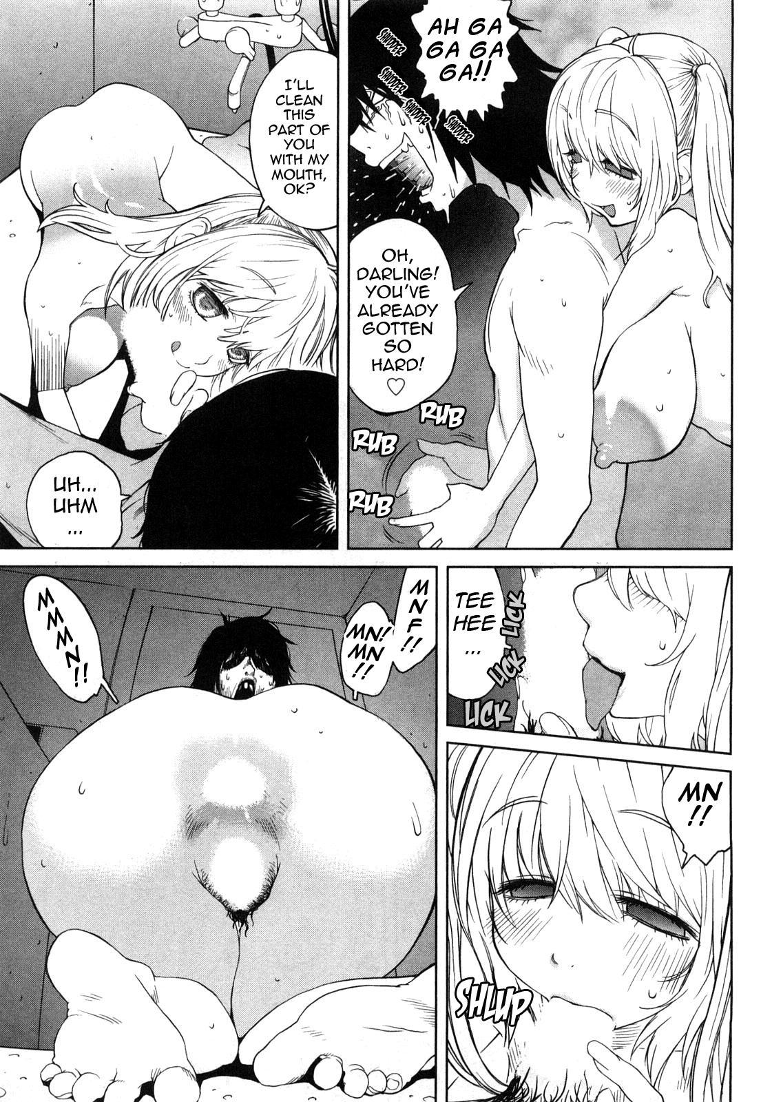Omoitattara Chichijitsu 19