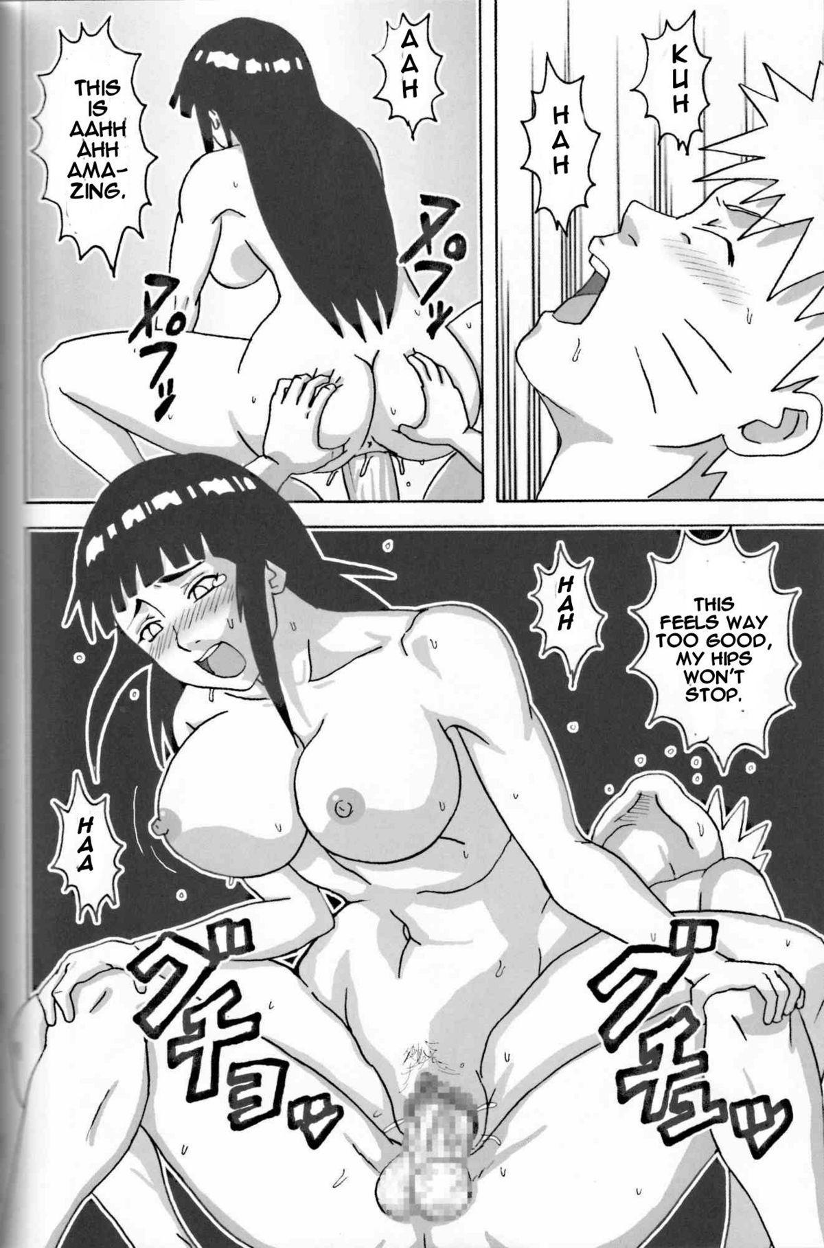 Hinata Ganbaru! | Hinata Fight! 30