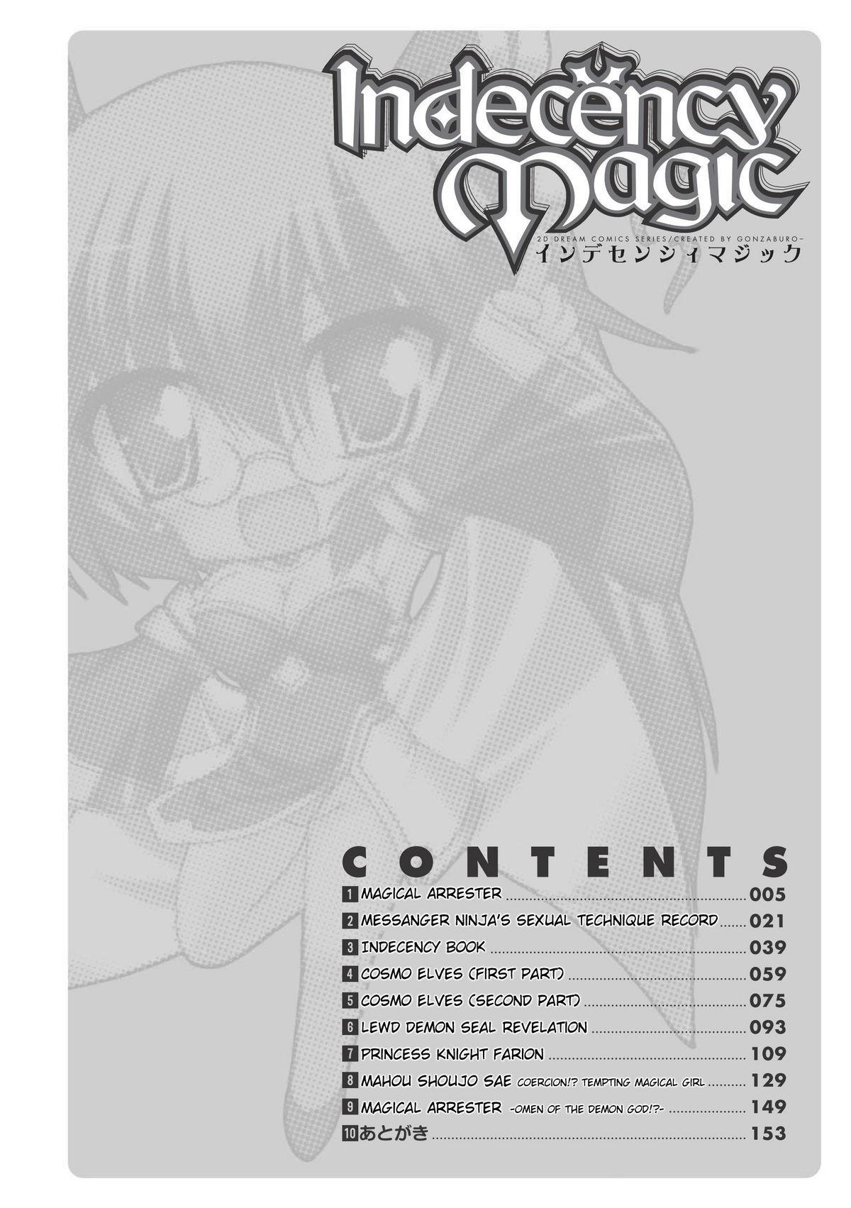 Indecency Magic 3