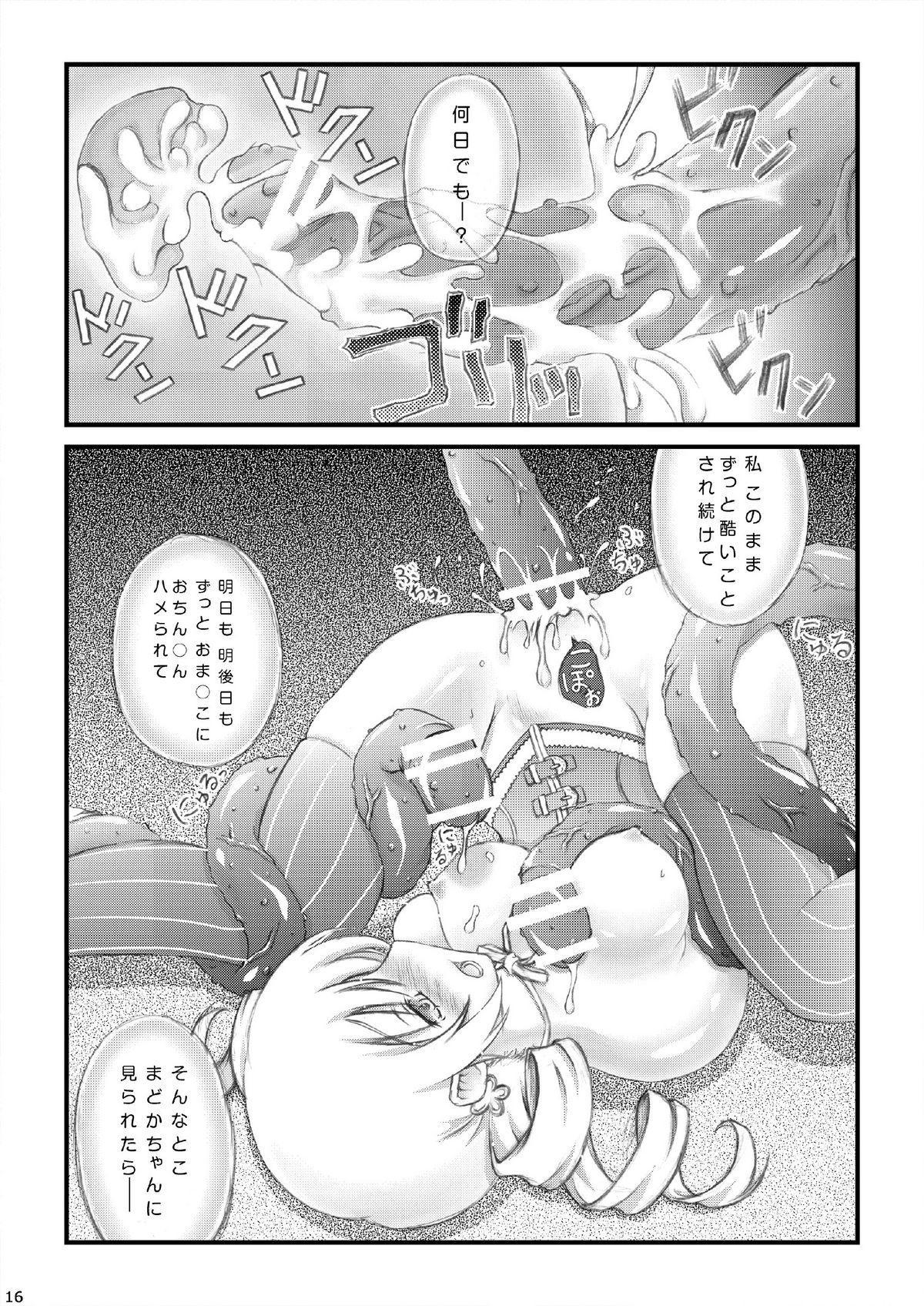 Mami-san no H na hon 14