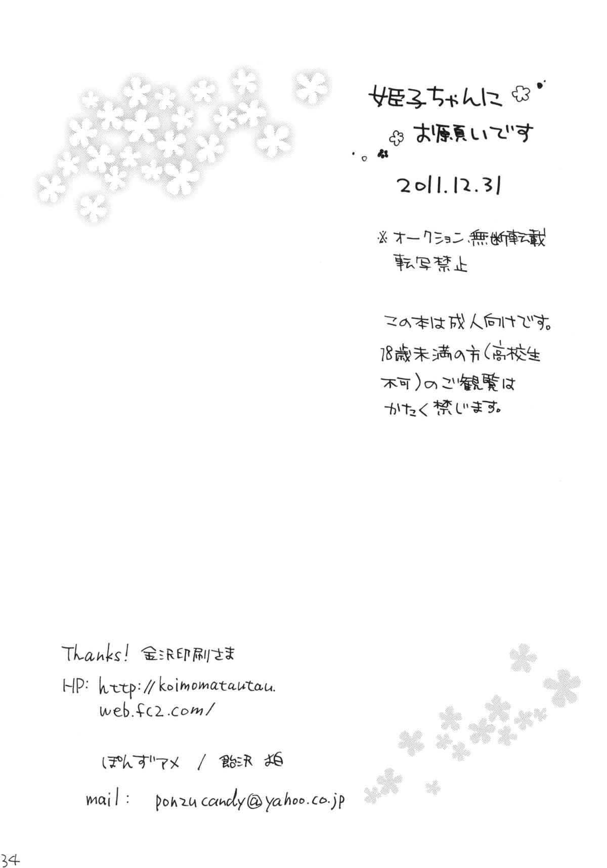 Himeko-chan ni Onegai desu 31