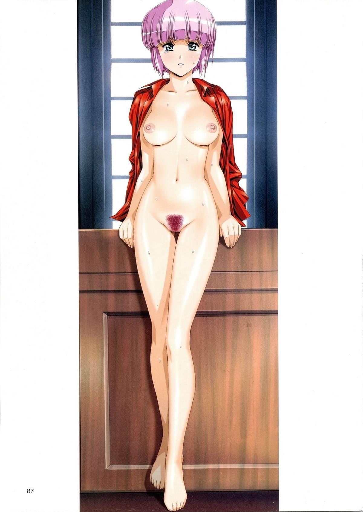 Urushihara Satoshi Illustration reira 78