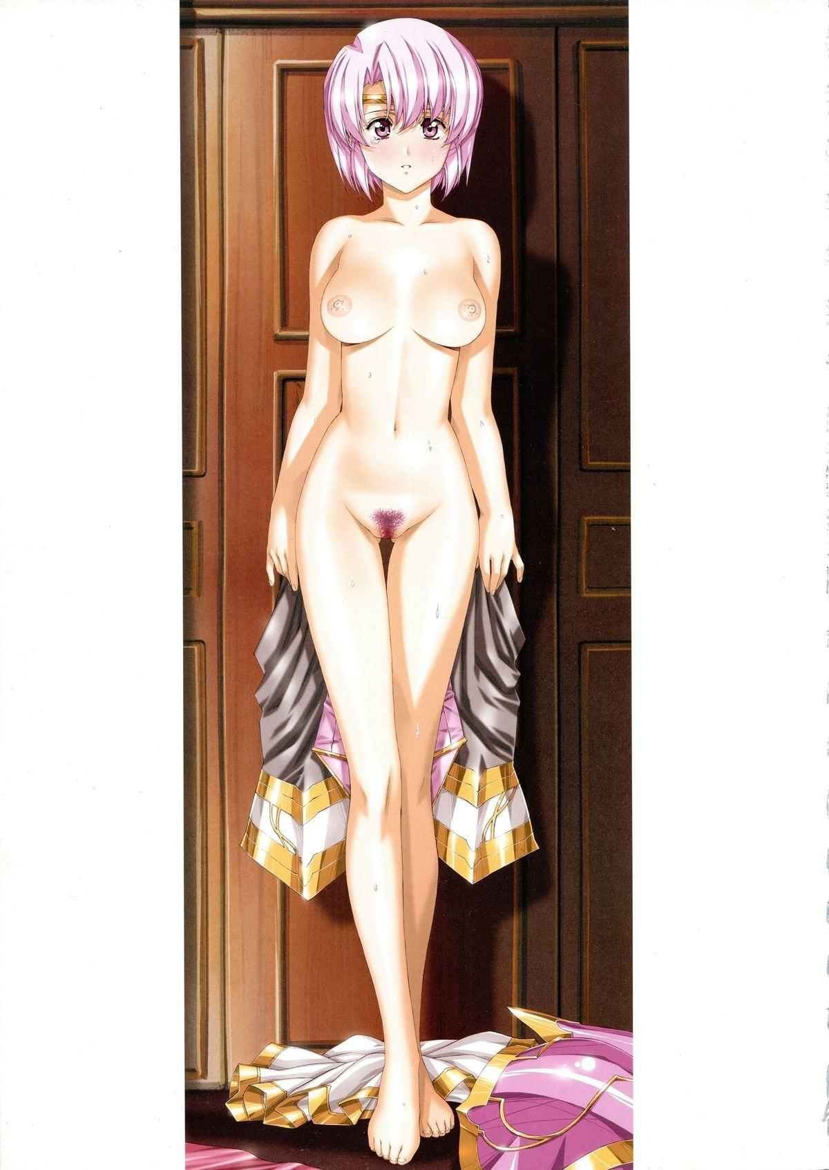 Urushihara Satoshi Illustration reira 82