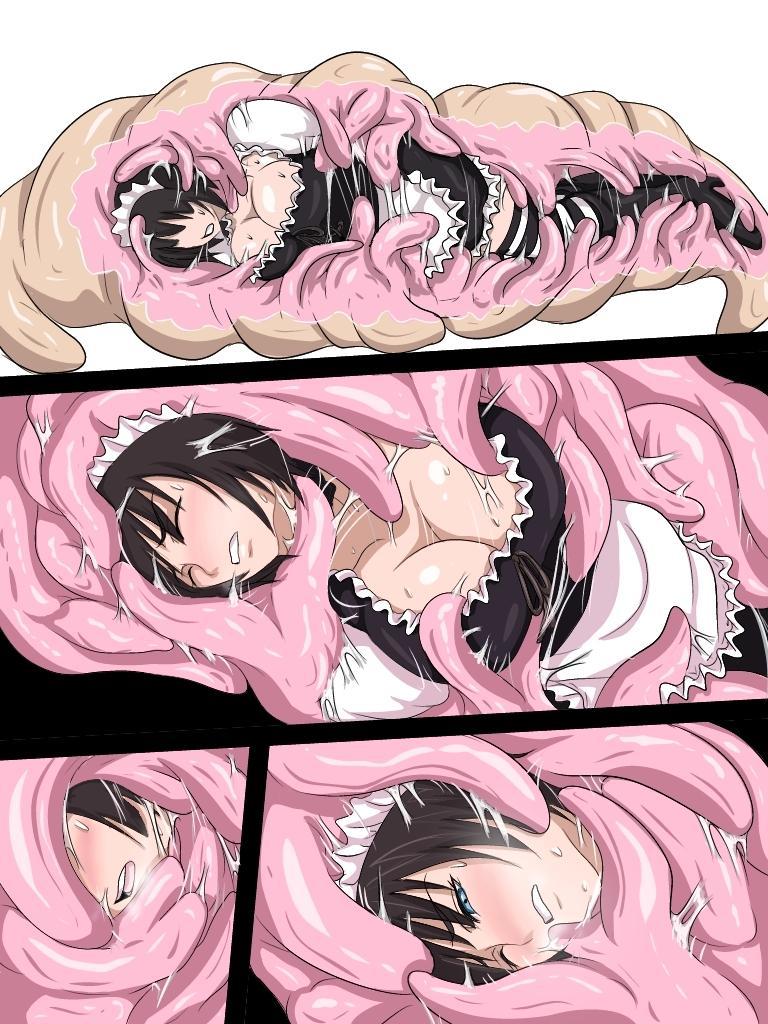 Maid vs Vore Monster 9