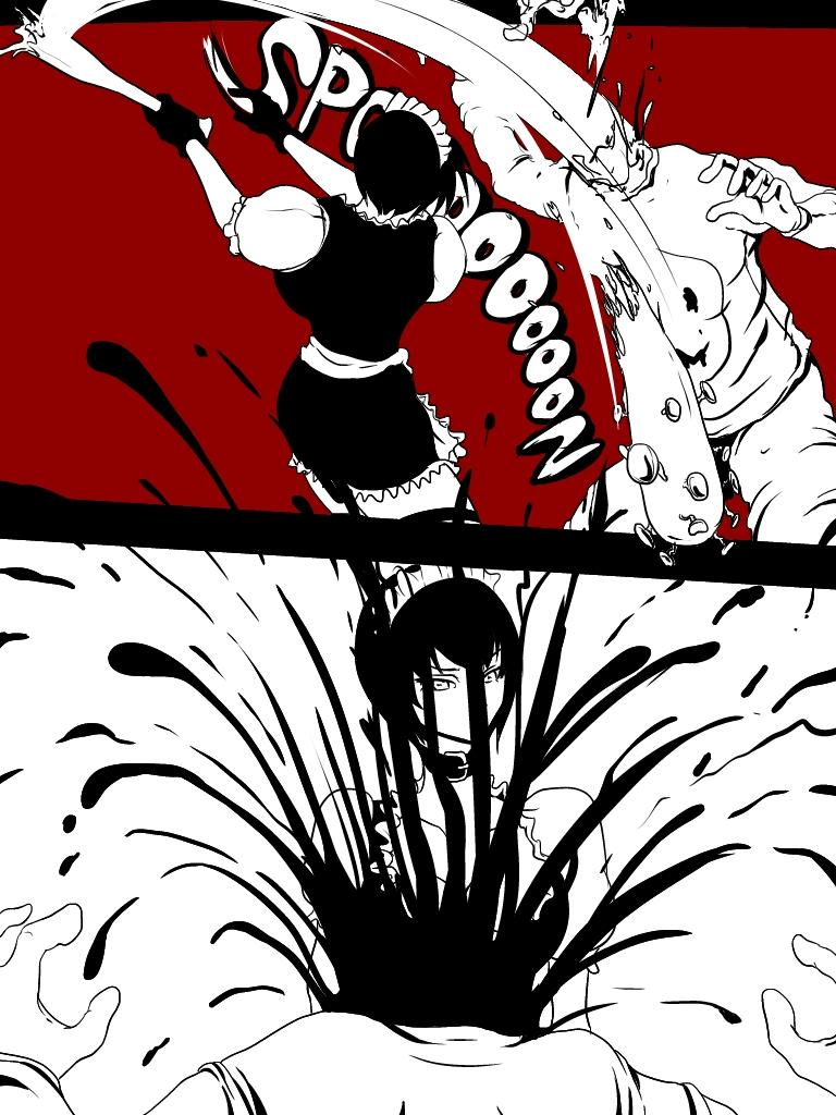 Maid vs Vore Monster 4