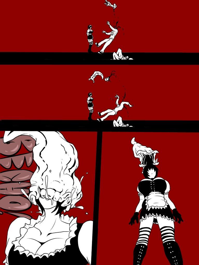 Maid vs Vore Monster 5