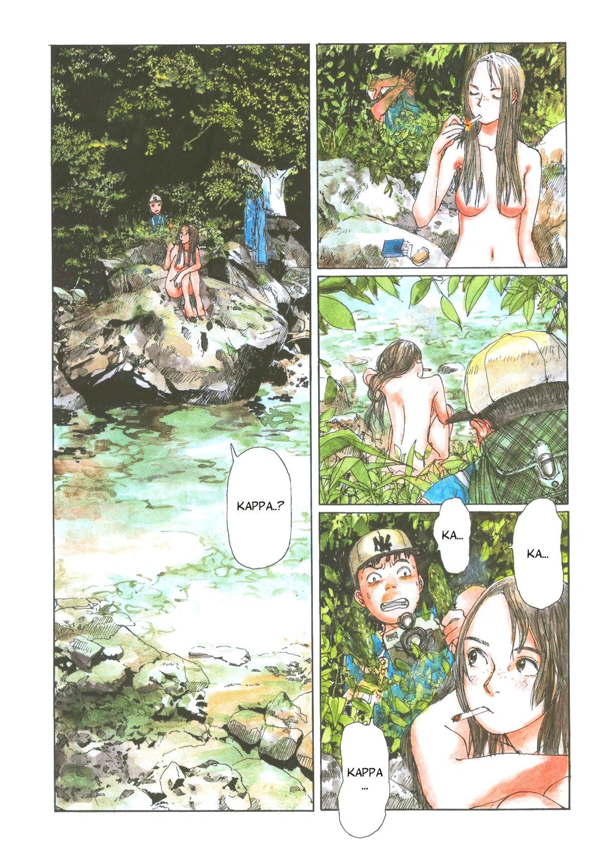 Sasurai Emanon   Vol.1 9
