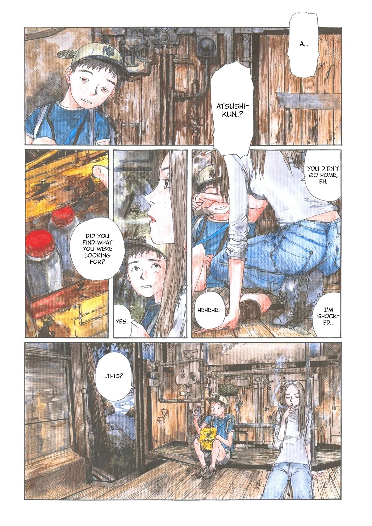 Sasurai Emanon   Vol.1 21