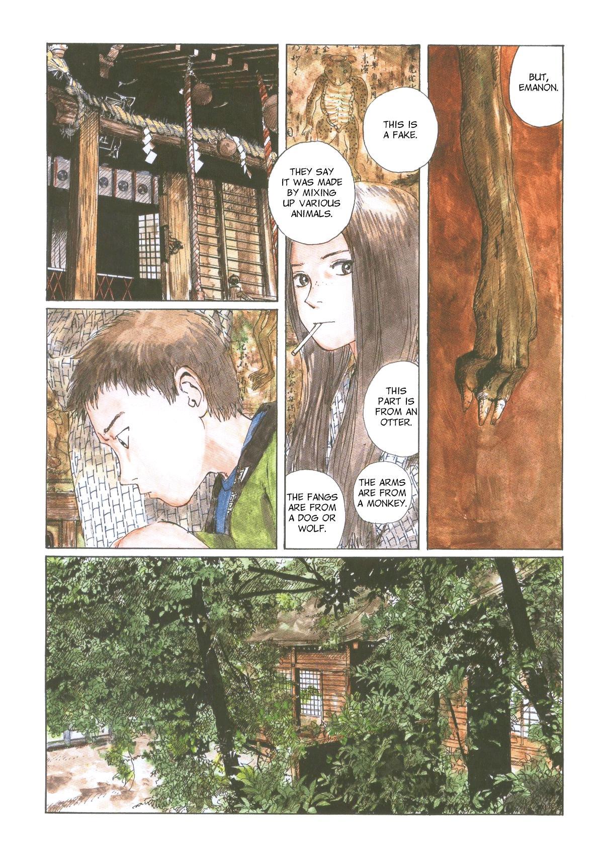Sasurai Emanon   Vol.1 42