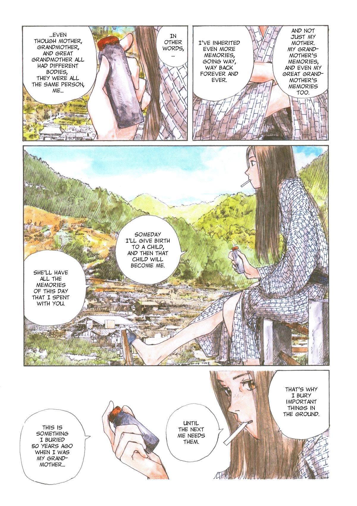 Sasurai Emanon   Vol.1 45