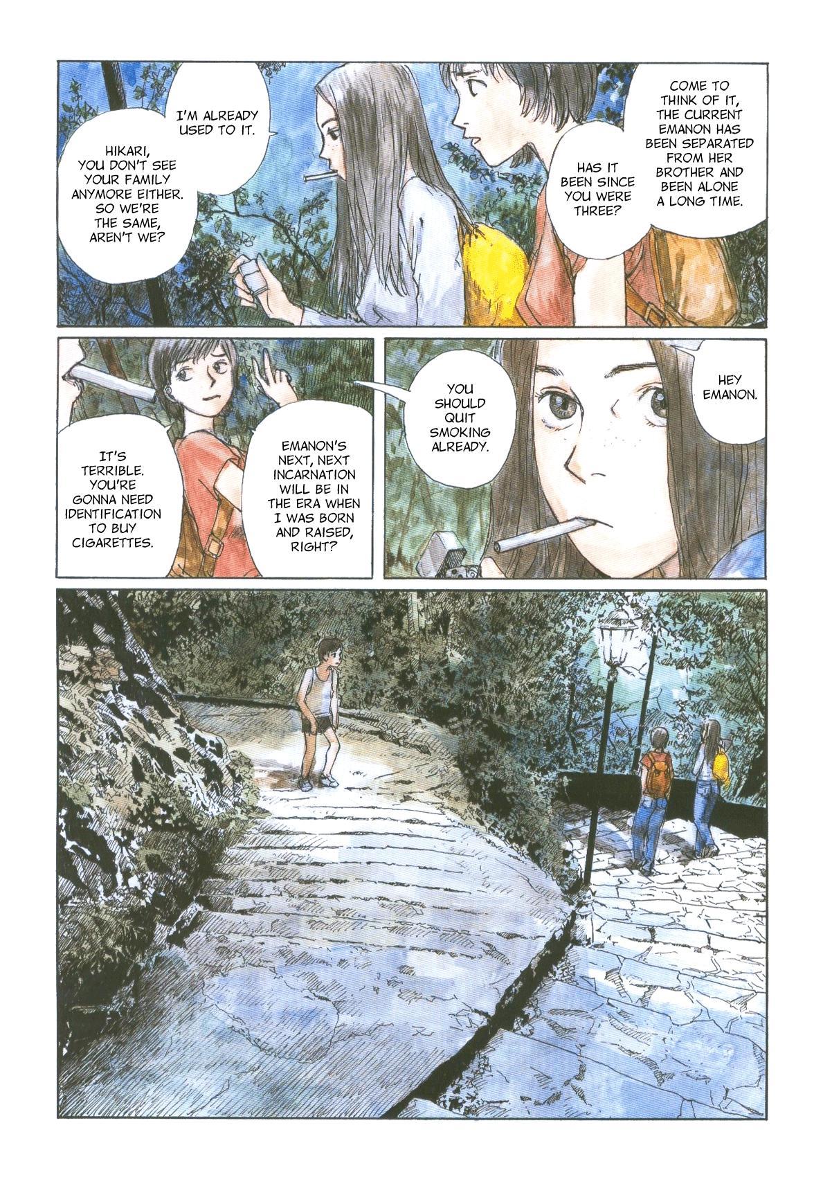 Sasurai Emanon   Vol.1 58