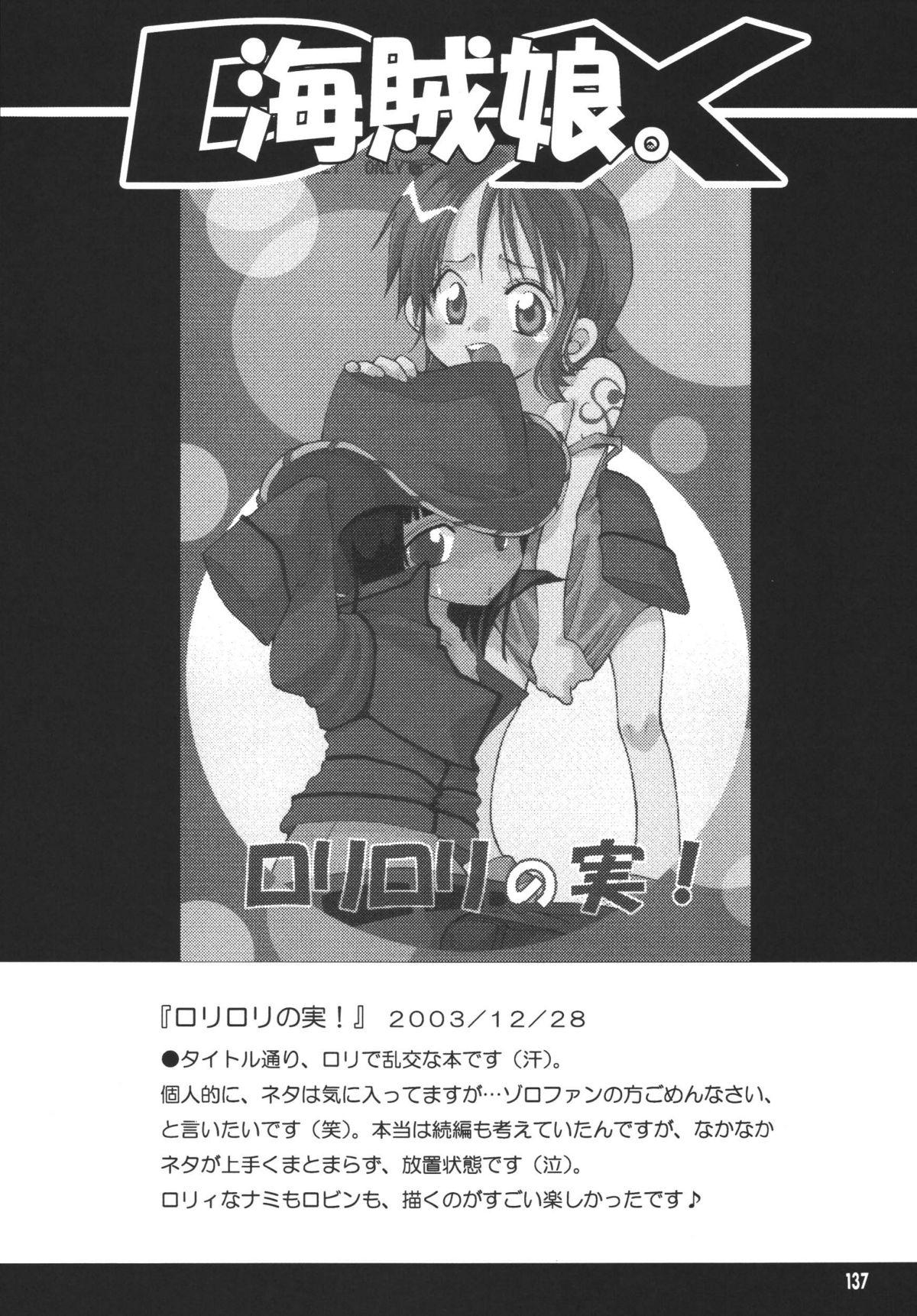 Kaizoku Musume. DX 135