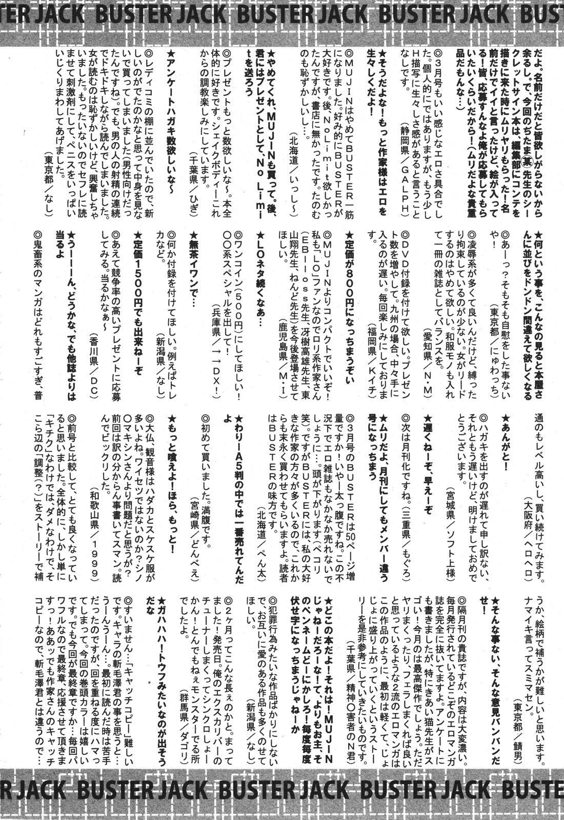 BUSTER COMIC 2010-05 Vol.07 478